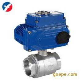 供应优质Q911F电动二片式球阀