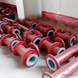 淡盐水输送衬塑管道