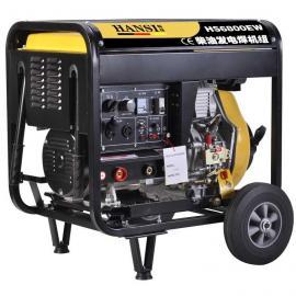 柴油发电焊机/发电电焊机/移动式电焊机
