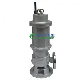 耐酸耐腐排污泵:WQP型不锈钢潜水排污泵