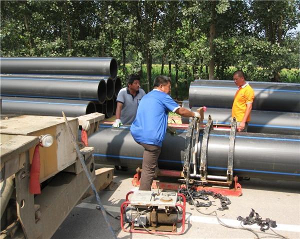 洛阳PE管生产厂家|洛阳聚乙烯PE管经销