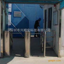 隧道员工人行通道、上海三辊闸、中建建工三辊闸