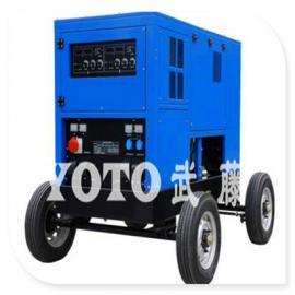 200A静音柴油发电电焊机