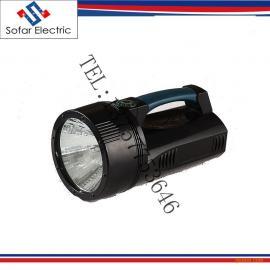 供应旭发BW6100A手提式防爆探照灯25W卤素光源探照灯
