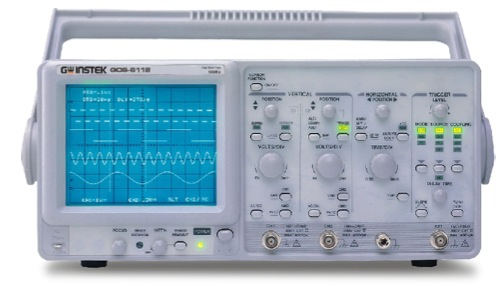 示波器的作用_模拟示波器