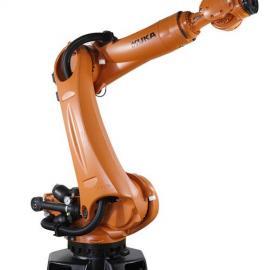 国内首台航空发动机涡轮叶片智能打磨机器人至少提高10倍效率