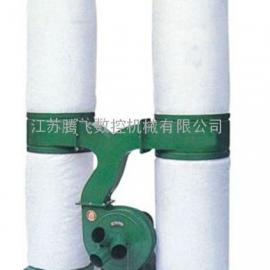 双桶可移式吸尘器,木工吸木屑大功率吸尘器,移动布袋可移动式吸