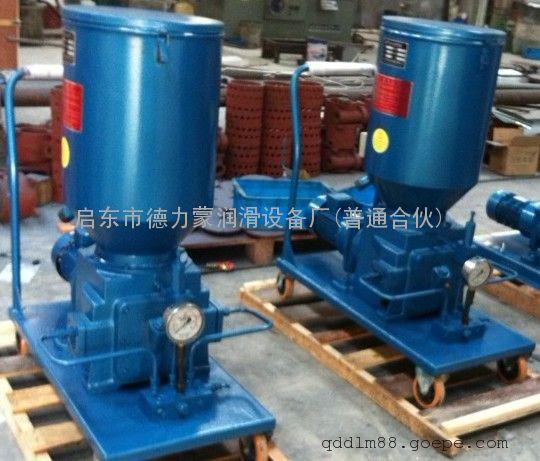 HA-IV电动润滑泵 HA-IV电动润滑泵(启东德力蒙)