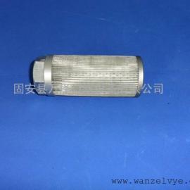 大流量不锈钢滤芯 304不锈钢网高精密滤芯