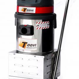 拓威克小型电瓶式吸尘器 TK157DC手推式充电吸尘器