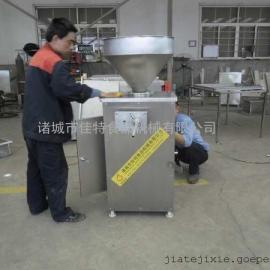 气动定量扭结灌肠机  全自动灌肠机