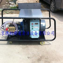 北京小型下水道高压疏通机