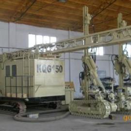 KQG150潜孔钻机,潜孔钻机,金科钻机,宣化钻机。
