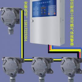 工业天燃气报警器及价格-燃气报警器-燃气报警器价格VDO-202