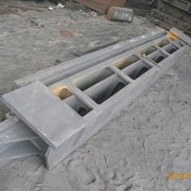 制造消失模机床床身铸件 制造HT250机床床身铸件