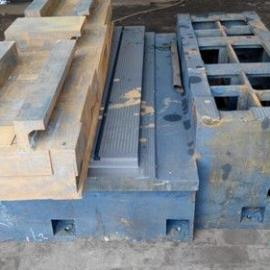 消失模精铸非标机床床身铸造