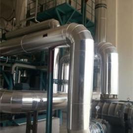 东莞虎门锅炉管道设备保温工程