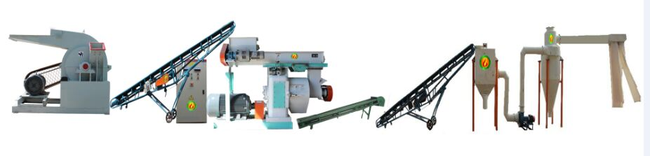 ST秸秆颗粒机设备生产厂家/木屑颗粒机设备生产厂家