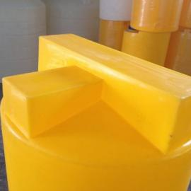 厂家供应塑料搅拌桶 1000l加药箱