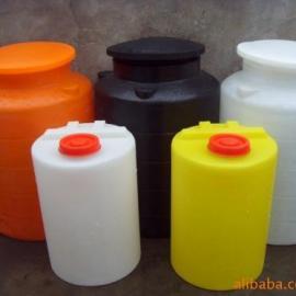 厂家供应80L耐酸碱塑料水箱防腐蚀塑料储罐加药箱