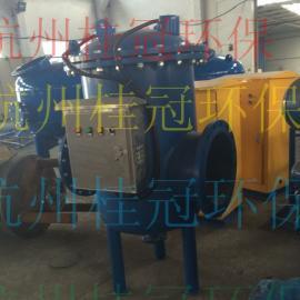 杭州桂冠HGQC碳钢,不锈钢角式全程综合水处理