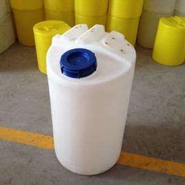 新余0.5吨PE搅拌桶防腐圆形加药箱
