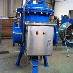 杭州桂冠HGQC碳钢,不锈钢标准式全程综合水处理系统