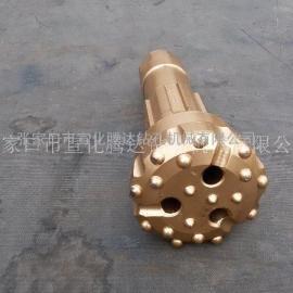 井陉县矿山用潜孔钎头高压钻头DHD360-152MM钎头