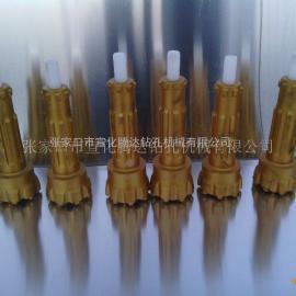 赞皇县工地施工用潜孔钻机钻头DHD340A-130mm钎头