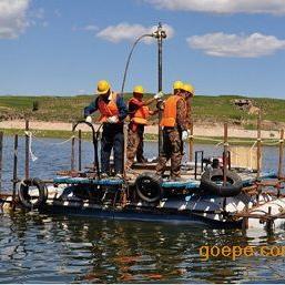 加拿大维克高频震动取样钻机 淤泥取样钻机