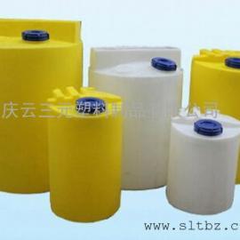 1吨搅拌塑料桶装置1000升L1000KG化工塑料桶食品塑料桶