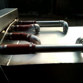 沥青类防水材料废气处理设备 沥青废气处理 防水材料废气净化
