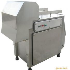 郑州方圆DQ-2000优质不锈钢冻肉切片机