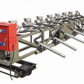 江西九江5米路面排式振捣机价格 价格最低混凝土排振机