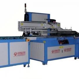 建材金属板全自动丝网印刷机