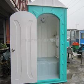 山东忠广泡沫封堵型环保厕所