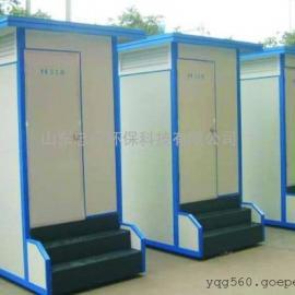 移动厕所厂家   智能水冲厕所直销