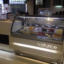 上海冰淇淋展示柜|风幕柜