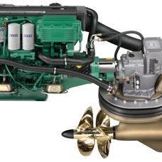 IPS船用发动机
