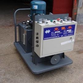 济南绿动CDZ船舶专用充氮增压车