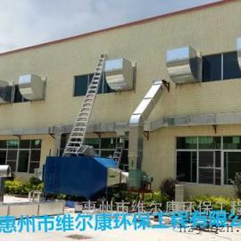 惠州螺旋风管/白铁风管通风工程-维尔康环保