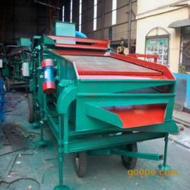 宏源厂家直销HYL-25型高粱筛选机处理15吨的大型清选机