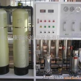【工厂直销】一级反渗透设备 二级反渗透设备出水可达纯水
