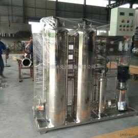 厂家出售反渗透纯水设备,二级反渗透设备,纯净水一级2吨设备