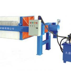 大张系列-脱硫废水用XMY60/870-30U河南久鼎压滤机供应