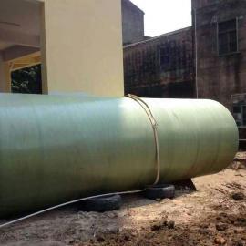 广西HFRP-009玻璃钢化粪池