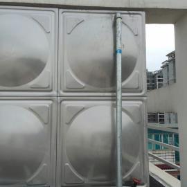 零售上海正规消防生活一体白口铁水箱