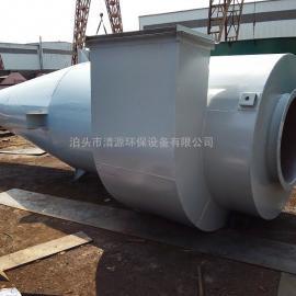 旋风除尘器结构及工作原理