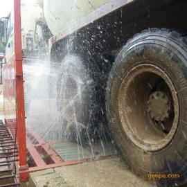 杭州工地洗车机 杭州功夫洗轮机