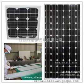 现货100瓦单晶太阳能电池板,高效电池板,厂家低价处理,库存哪�